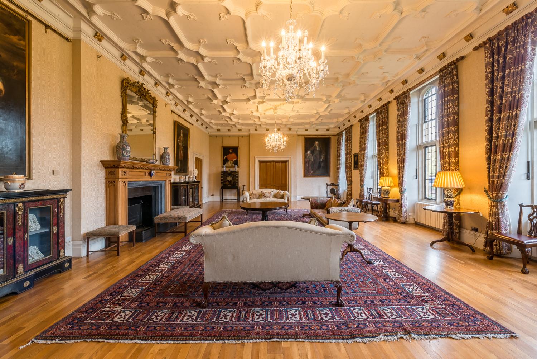 George Carey Family Room