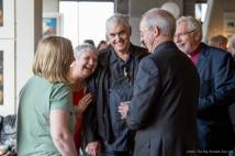 Justin Welby at Dock Cafe