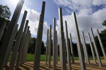 Memorial to London Bombing Victims