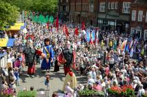 Archbishop Justin will join thousands for the Alban Pilgrimage on Saturday.