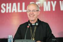Justin Welby in Serbia