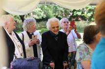 Garden party for women priests at Lambeth Palace
