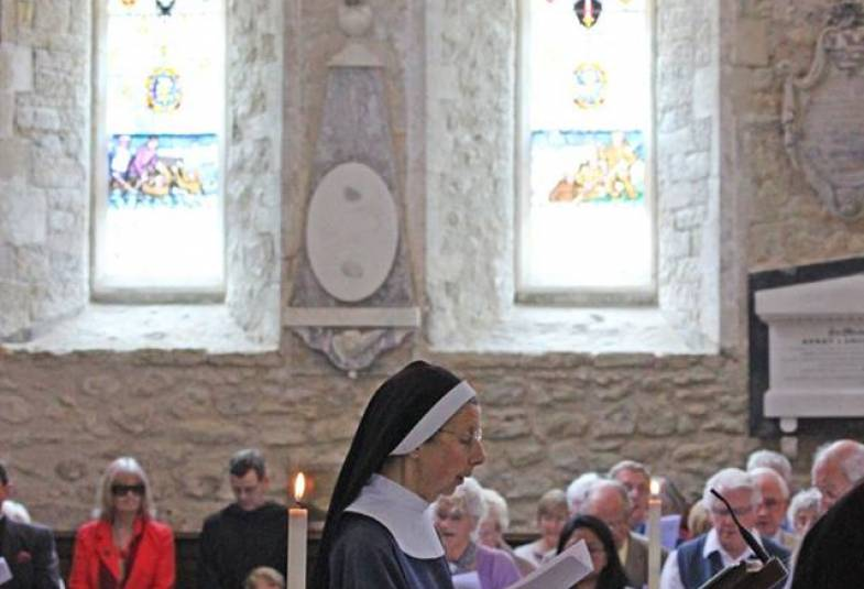 ABC preaches at Sisters of Bethany anniversary service