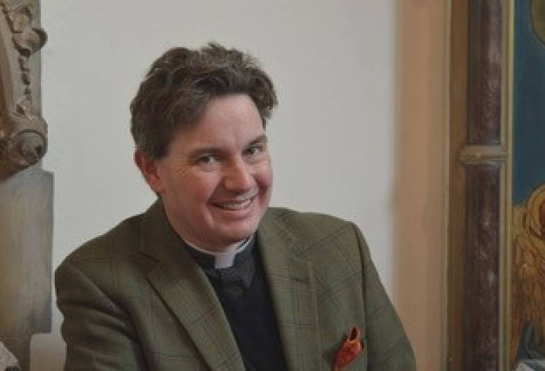 Revd Dr Will Adam