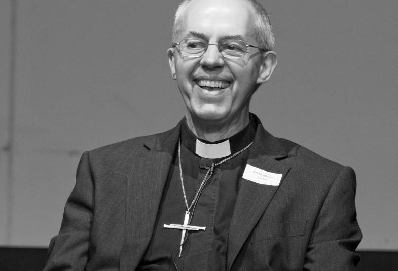 Justin Welby in the Diocese of Bristol